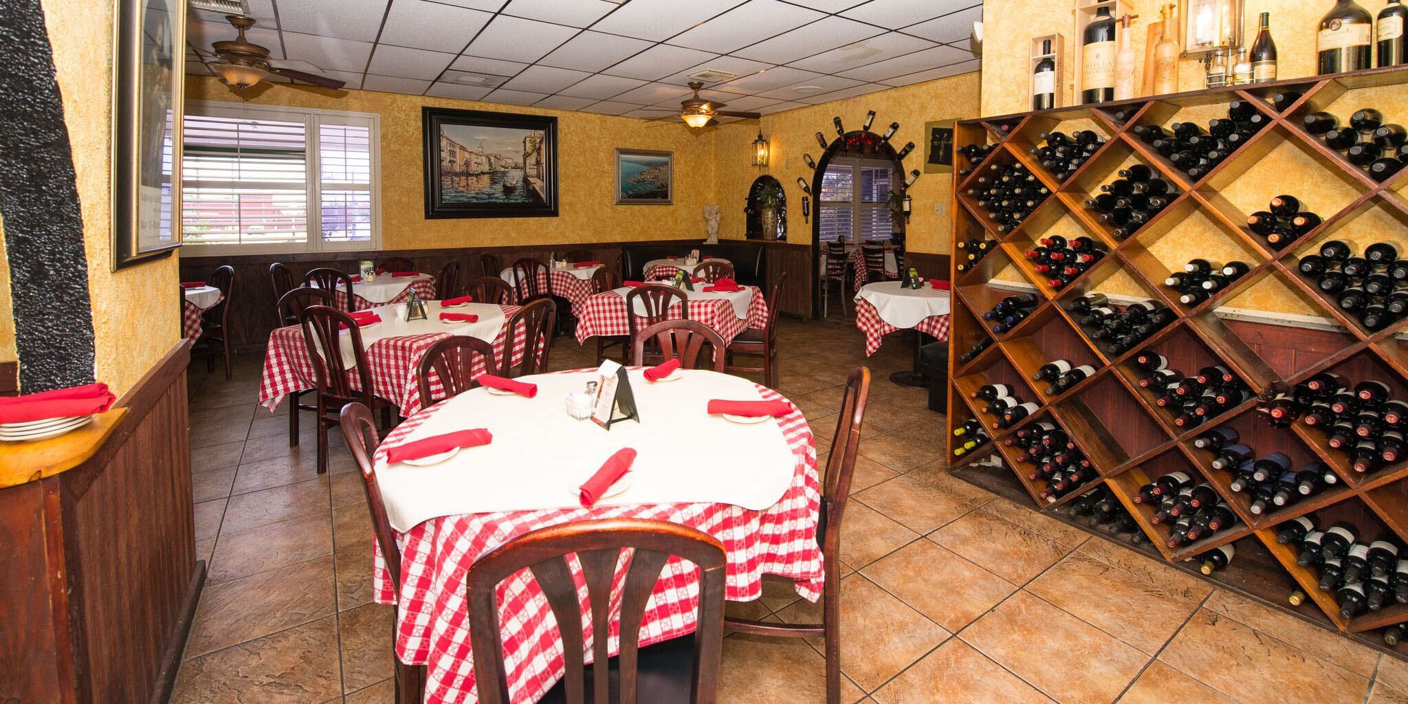 Home Little Italy Restaurant Pizzeria